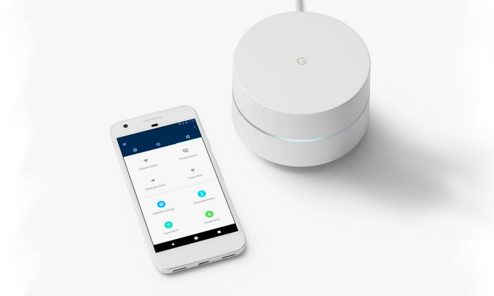 New Google Wifi Routers Are Pucks That Will Blanket Your