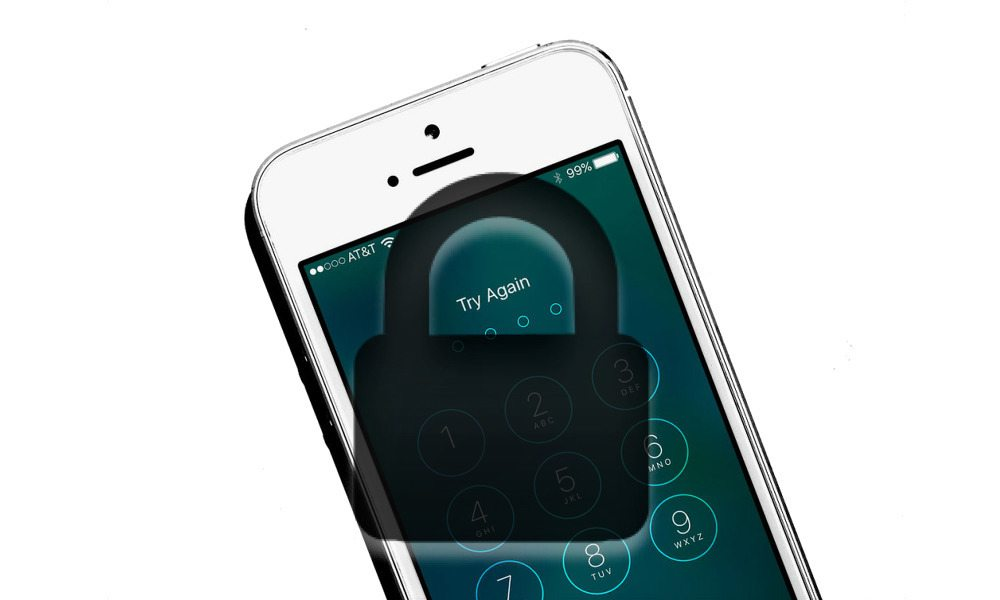 iPhone-Passcode-Locked