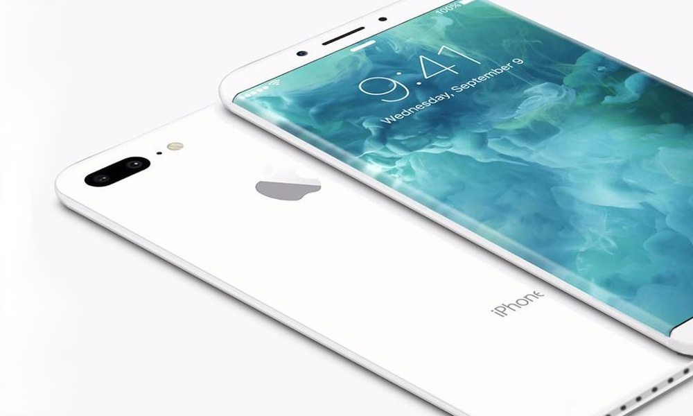 Here Are 3 of the Internet's Most Beautiful iPhone 8 Concepts