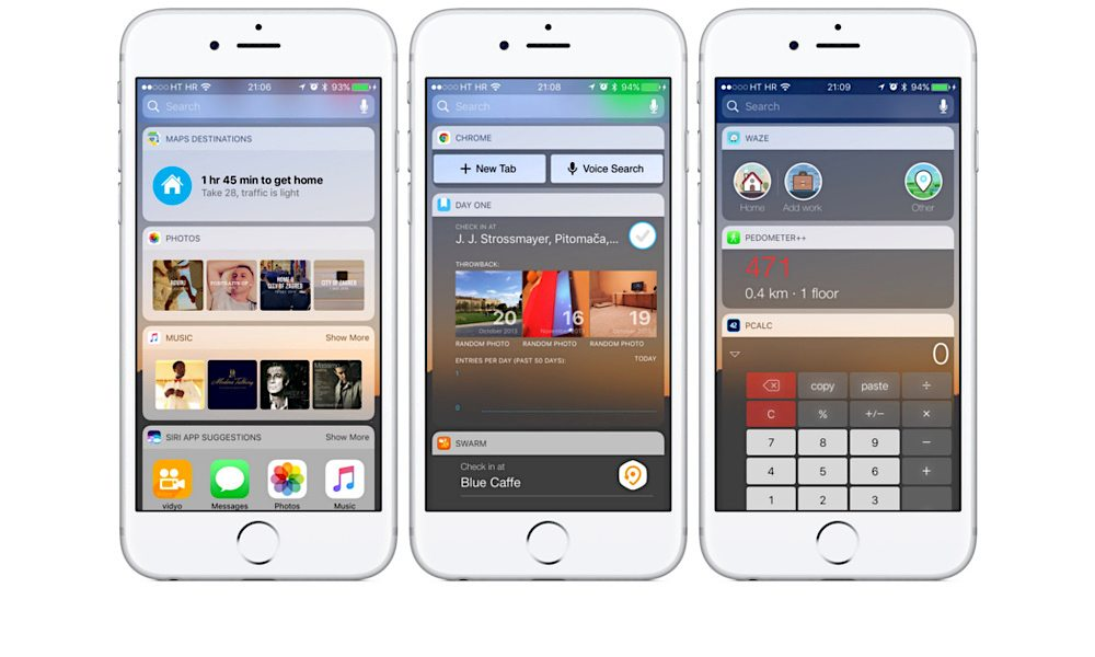 How to Customize and Add Widgets to Today View in iOS 10