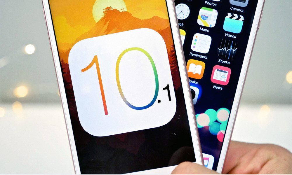 iOS 10.1 Officially Released with Highly-Anticipated 'Portrait Mode' for iPhone 7 Plus