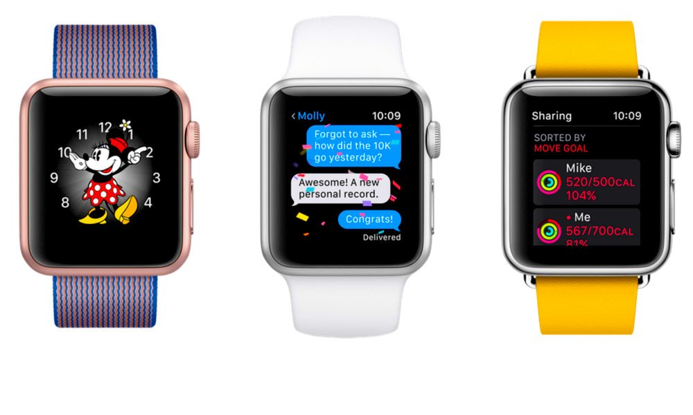 Apple Fixes Several Apple Watch Bugs with Release of watchOS 3.1