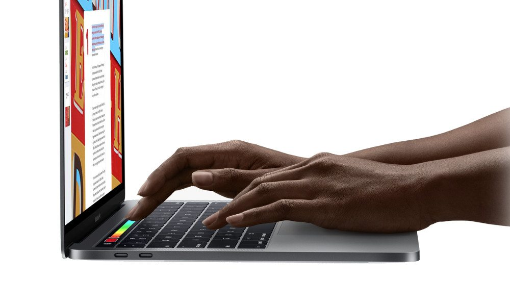 Here's How the New MacBook Pro's Touch Bar Will Increase Your Productivity
