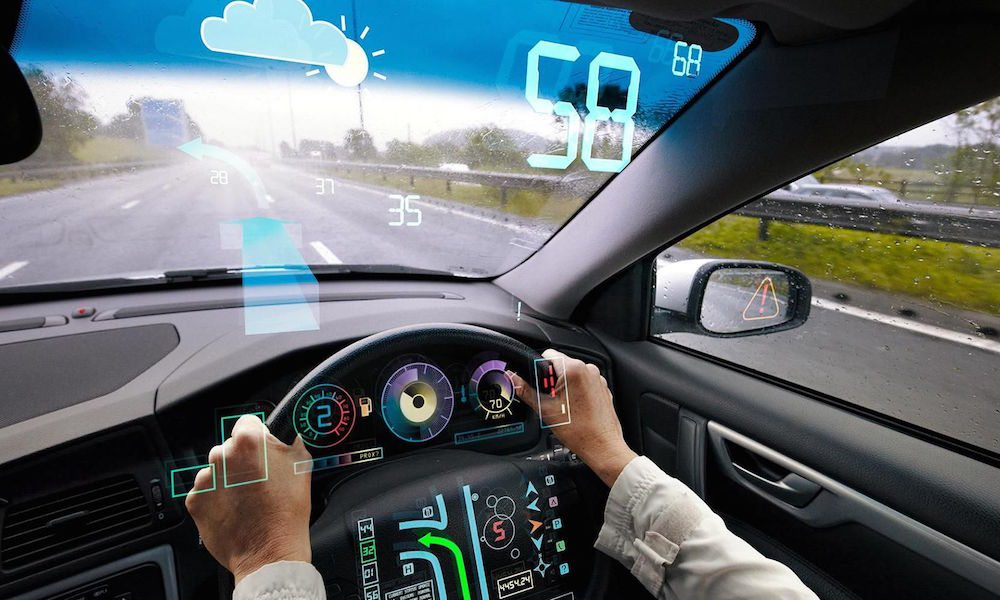 Rumors of Apple's Augmented Reality Self-Driving carOS Gain Traction