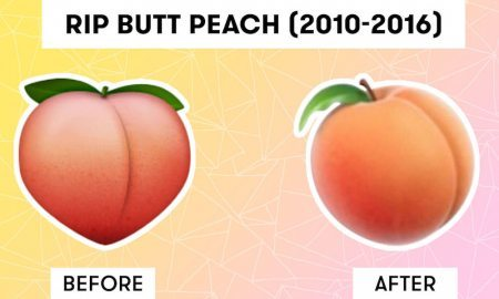 Butt Peach Emoji