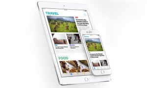How to View an Apple News Article in Safari for Mac