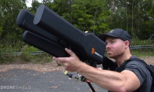 New Anti-Drone Gun Axes Wireless Transmissions Up to 1.2 Miles Away