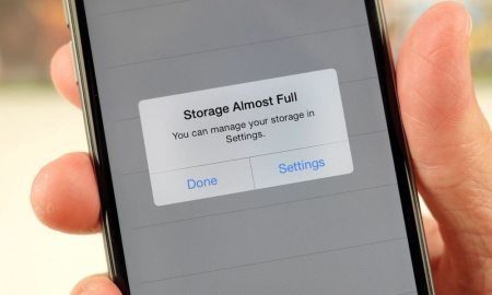 Here's One Easy Trick to Clear up Storage Space on Your iPhone