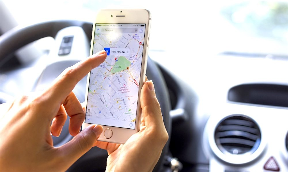 Apple Rumored to Use Drones as Secret Weapons in War Against Google Maps