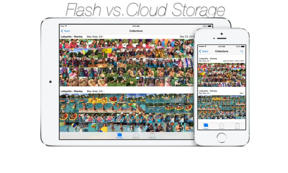 Flash vs. Cloud Storage: How to Solve Your iPhone's Storage Dilemma