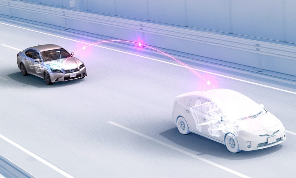 DOT Proposes Rule That Lets Cars Talk to Each Other