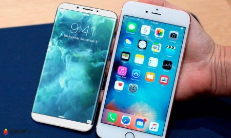 Apple's iPhone 8 Could Feature Curved Plastic OLED Display, Revolutionary New Touch Sensing Technology