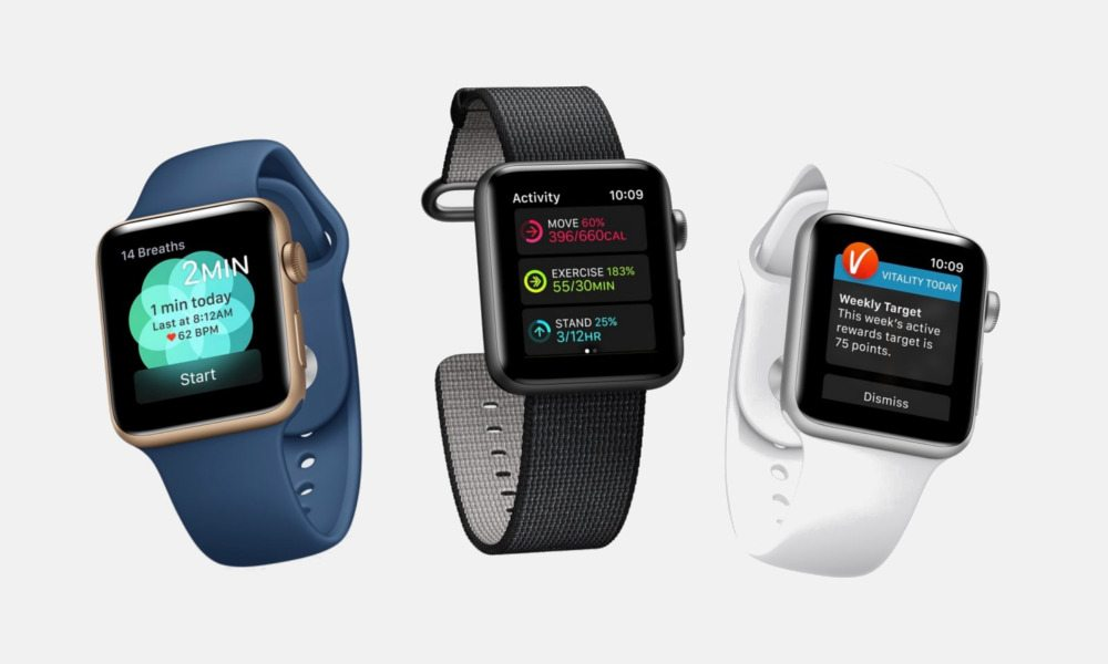 Apple Promotes Apple Watch as Centerpiece of Corporate Wellness Programs