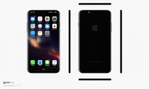 Apple iPhone 8 Concept / iDrop News