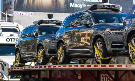 Uber's Self-Driving Program Flees to Arizona After Violating California DMV Rules