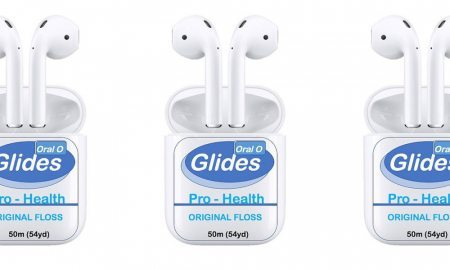 People Are Disguising AirPods as Cheap Boxes of Dental Floss to Foil Thieves