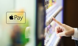 More Than 300,000 Vending Machines and Self-Serve Systems Will Gain Apple Pay Support This Year