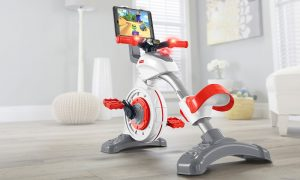 Fisher-Price's New Smart Bike Will Attempt to Help Tech-Obsessed Kids Get Exercise