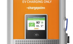 New Electric Charging Stations Add Hundreds of Miles of Range in Under 15 Minutes