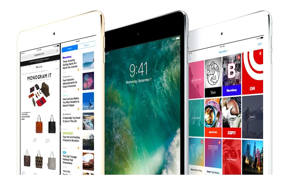 Could This Be the End of the iPad mini? Report Suggests Apple Will Release Three New iPads This Spring, But None of Them Will Be 'mini'