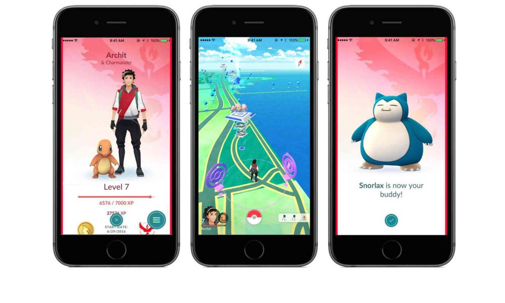 China Blocks Release of Pokémon Go Citing Potential Threats to 'Personal Safety'