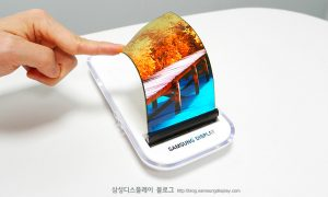 Samsung Expected to Launch Foldable 'Galaxy X' Smartphone This Year