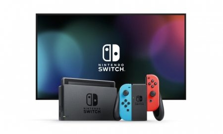 Nintendo's Long-Awaited Hybrid Game Console, Switch, Will Be Available March 3 for $299