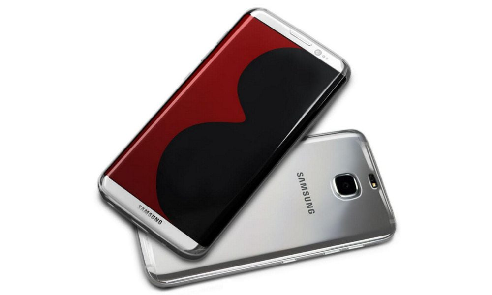 Multiple Leaks Show a Nearly Bezel-Free Samsung Galaxy S8 with No Home Button