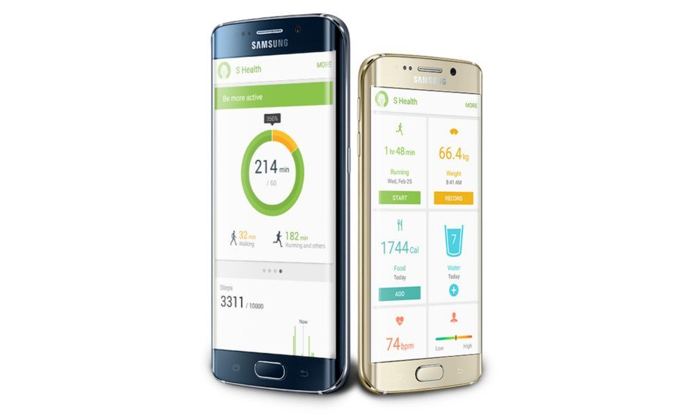Samsung Plans to Overtake Apple's HealthKit with New 'S Health' App for Galaxy S8