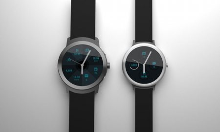 Google and LG Android Wear 2.0 Watch