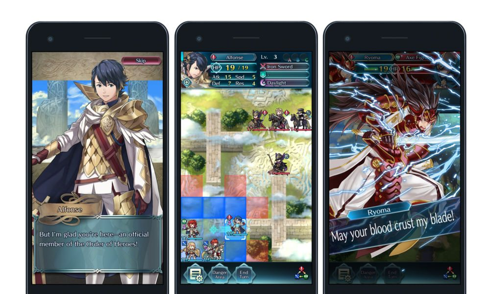 Nintendo's Fire Emblem Heroes Will Land on the App Store Feb. 2