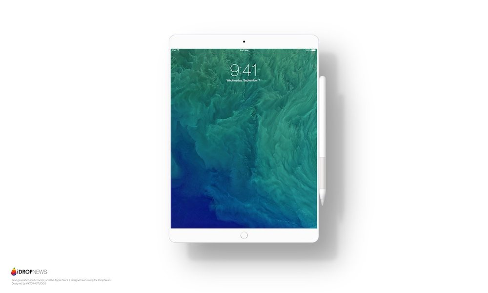 Apple iPad Pro 2 Concept Visualization