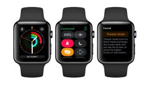 watchOS 3.2 Beta with 'Theater Mode' Officially Released