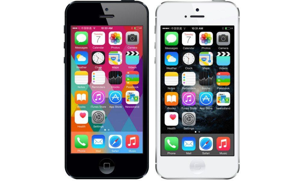iPhone 5 32 Bit