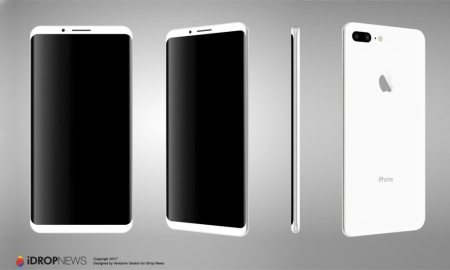 iPhone 8 Meets Samsung Galaxy S8 - Will Apple Borrow Samsung's Design Elements?