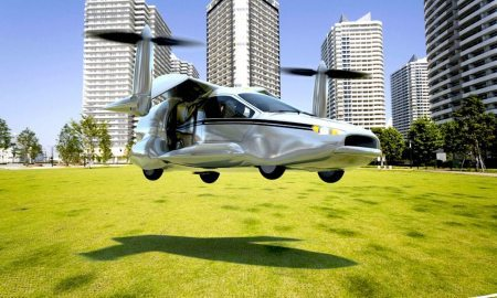 Uber Teams up with NASA Engineer to Make Flying Cars Reality