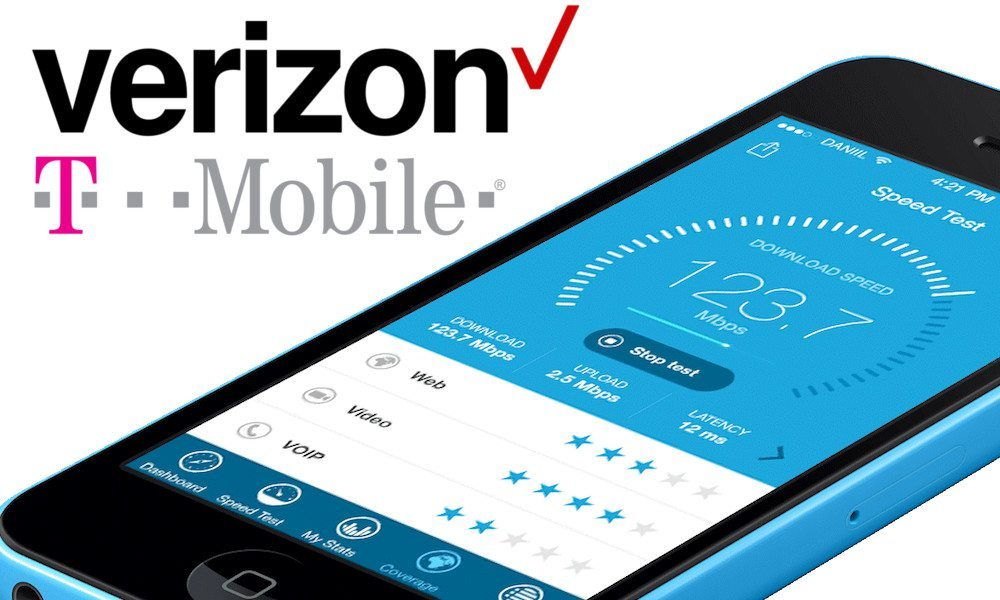 Verizon T-Mobile iPhone