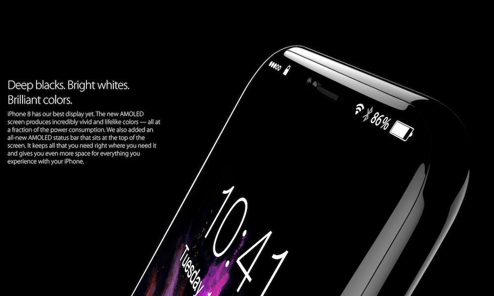 Apple Extends iPhone 8 OLED Display Order, Samsung to Produce 160 Million Units