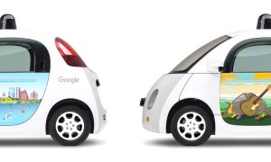 Employees of Google's Self-Driving Car Project Quit Because They Were Paid Too Much