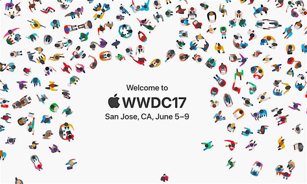 Apple WWDC 2017 Date