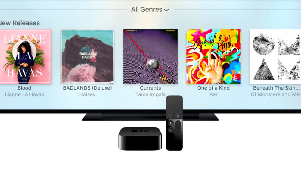 5th Gen Apple TV
