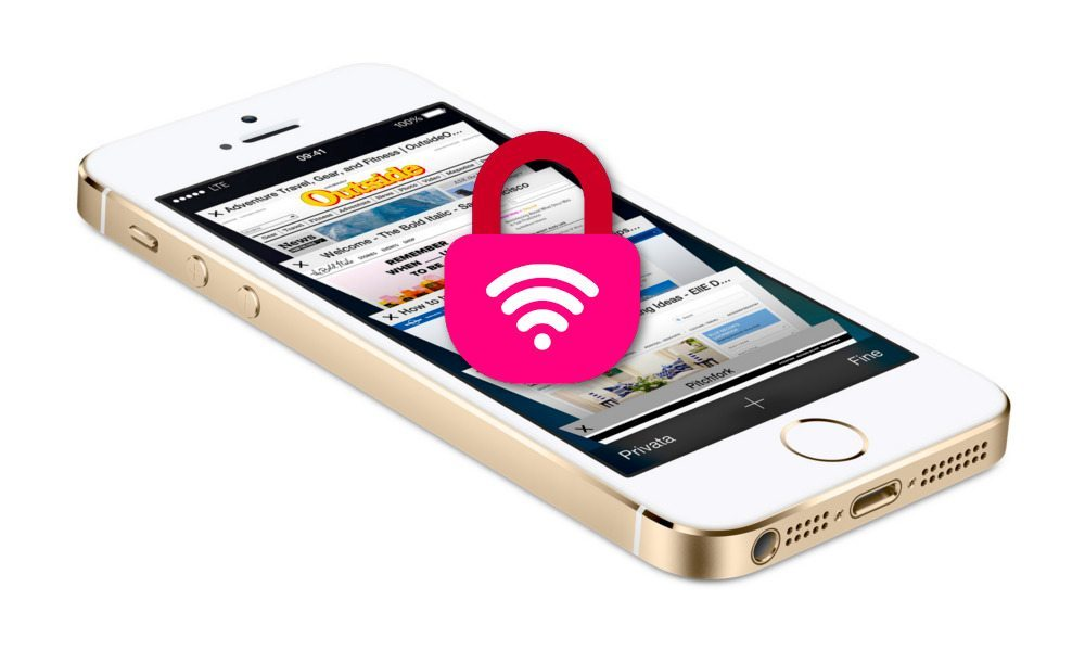iPhone Best Virtual Private Networks VPN
