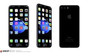 Apple iPhone X Concept Image