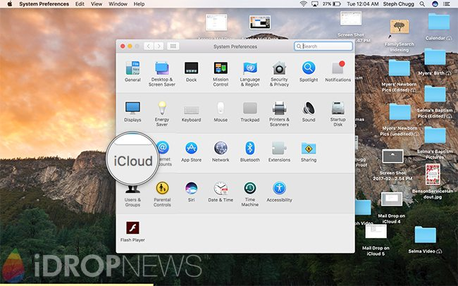 How to Access Mail Drop on Mac