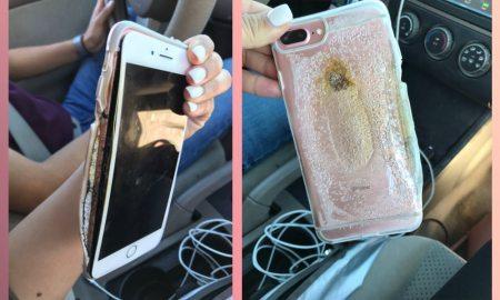 Apple Investigates 'Melting' iPhone 7 Plus
