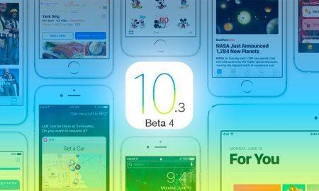 Apple Seeds iOS 10.3 Beta 4 to Developers