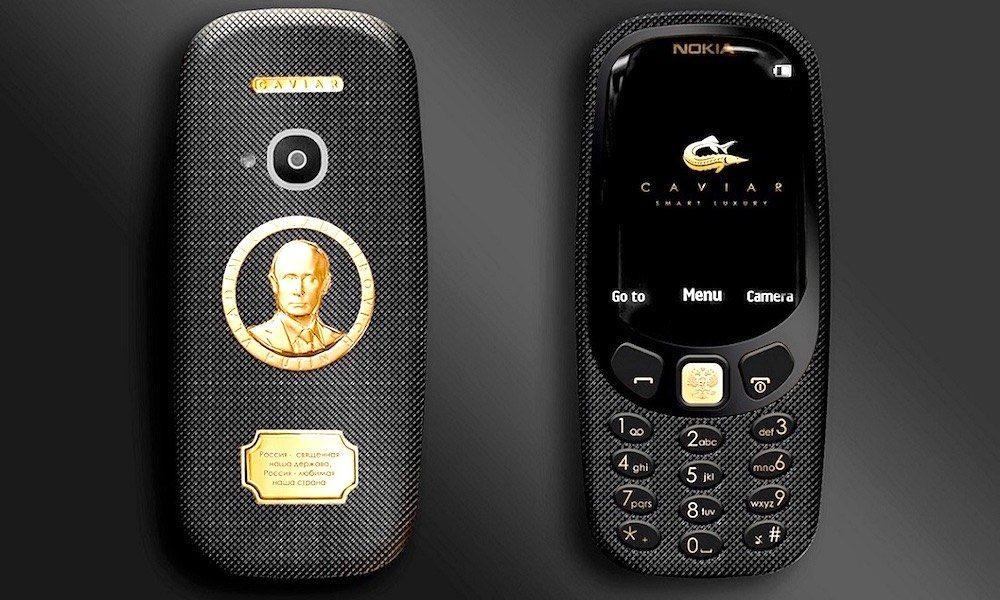 Nokia Putin 3310