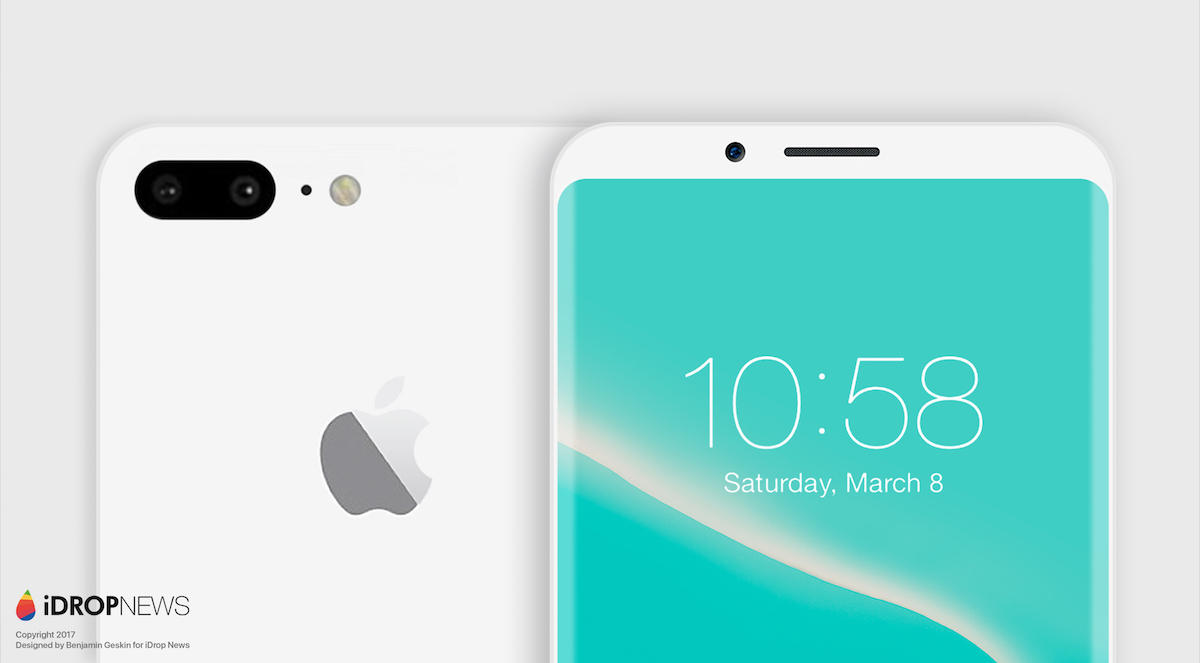 iPhone 8 Concept Images