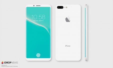 iPhone Edition Mockup Concept Image