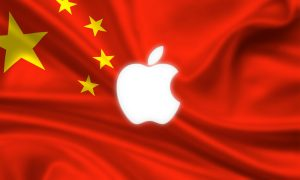 Is Apple Bending Under Pressure from China?